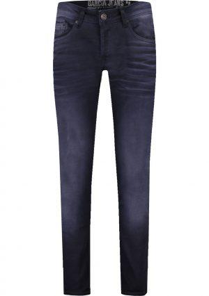 Jeans slim azul escuro para homem da Garcia Jeans