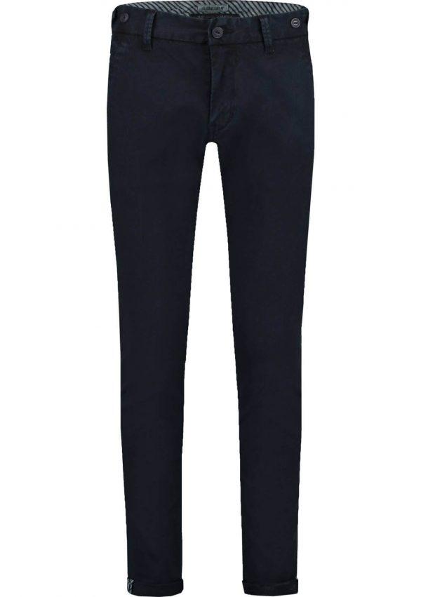 Calças chino super slim de sarja para homem da Garcia Jeans