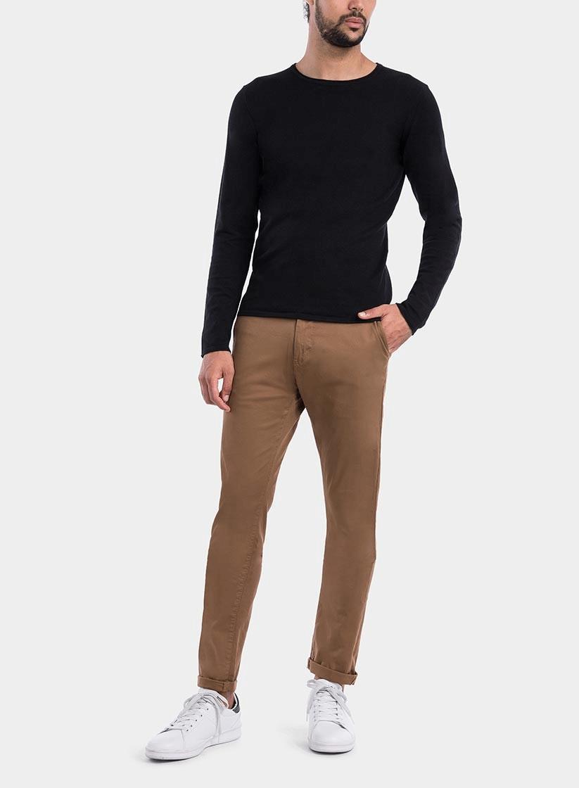 Como Usar: Calça Chino | Chinos masculinos, Calça chino e