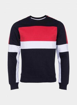 Sweatshirt tricolor da Tiffosi para homem