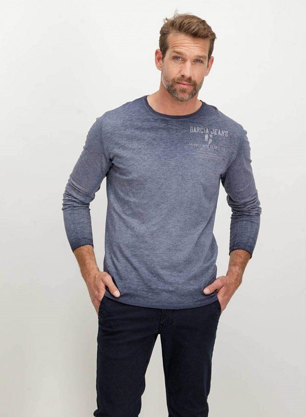 T-shirt pré-lavada da Garcia Jeans