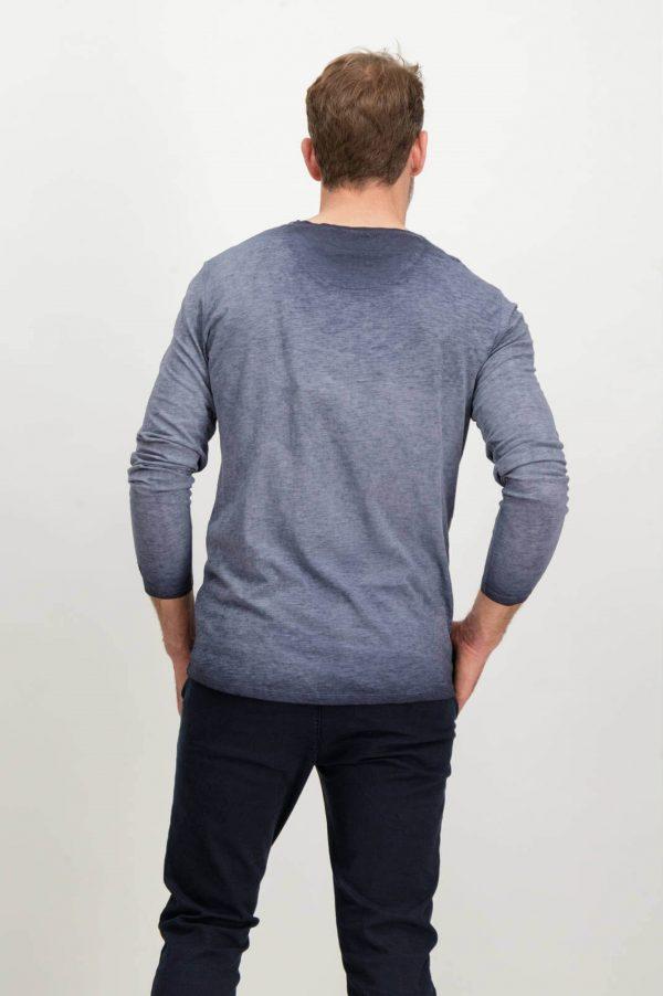 Costas de T-shirt pré-lavada da Garcia Jeans