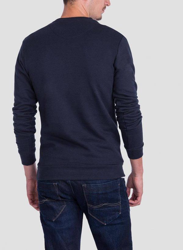 Sweatshirt estampada para homem da Tiffosi