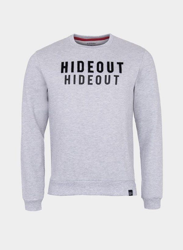 Sweatshirt texto para homem da Tiffosi