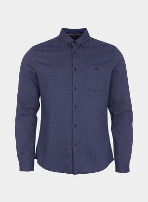 Camisa slim fit bolso para homem da Tiffosi