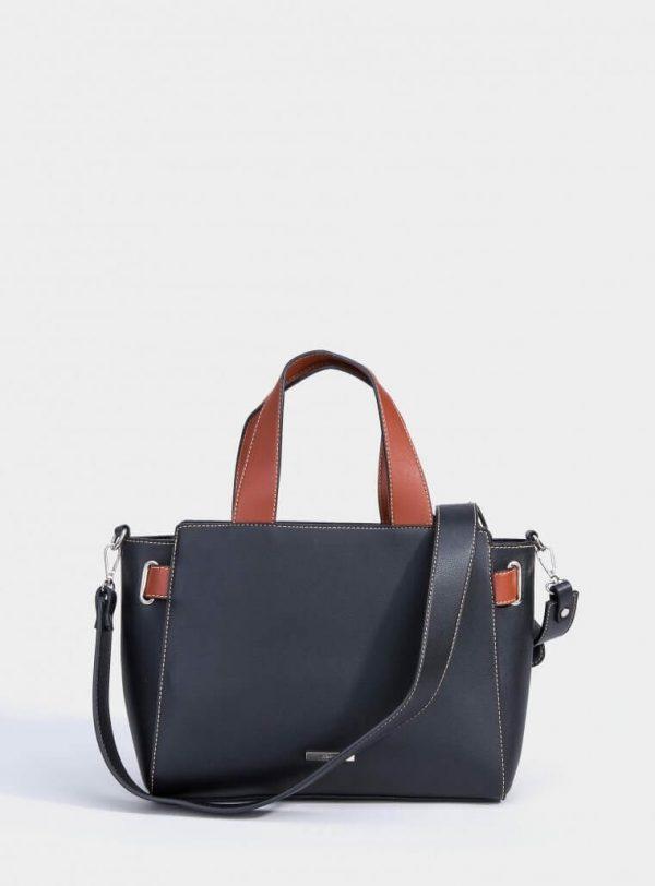 Costas da City bag bicolor para mulher da Vilanova