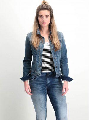 Blusão de ganga da Garcia Jeans para mulher