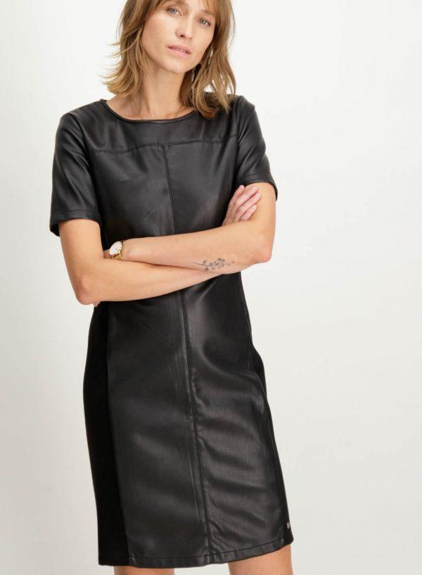Vestido de napa da Garcia Jeans para mulher