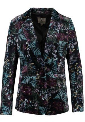 Blazer com print floral da Garcia Jeans para mulher