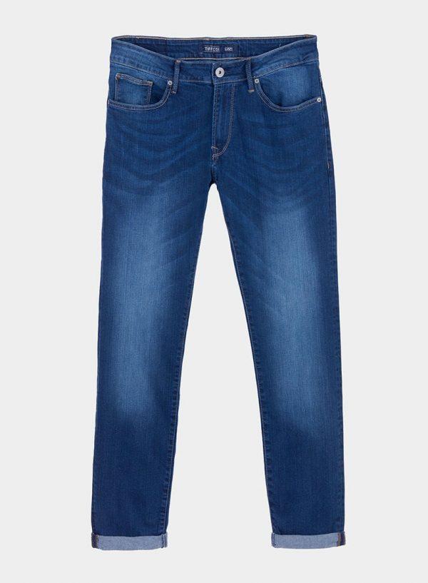 Jeans intermédia Liam super slim para homem da Tiffosi