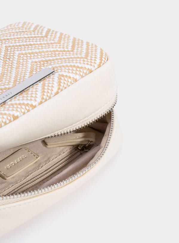 Bolsa de mão com fecho metal para mulher da Tiffosi