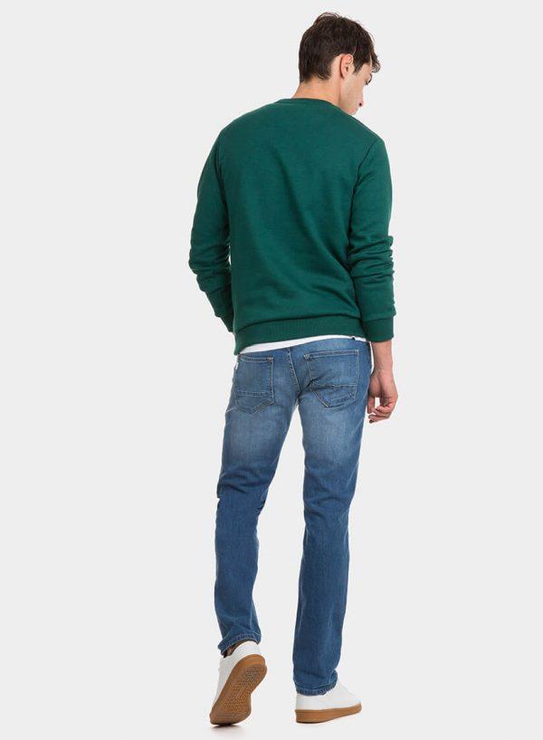 Calças de ganga Leo comfort fit para homem da Tiffosi