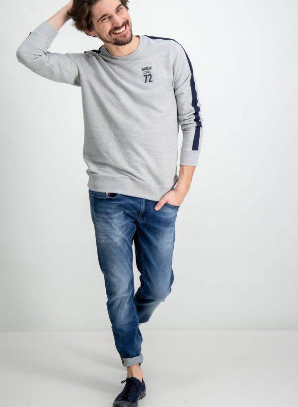 Jeans tapared com bolso anti-radiação para homem da Garcia Jeans