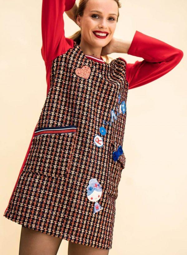 Vestido timberline da Rosalita Mc Gee