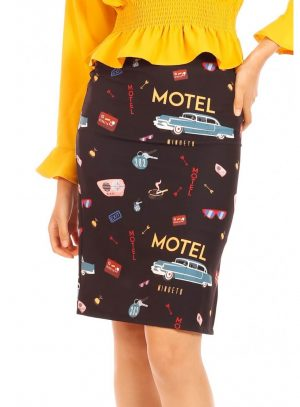 Saia motel da Minueto