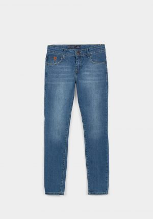 Jeans Jaden skinny para menino da Tiffosi