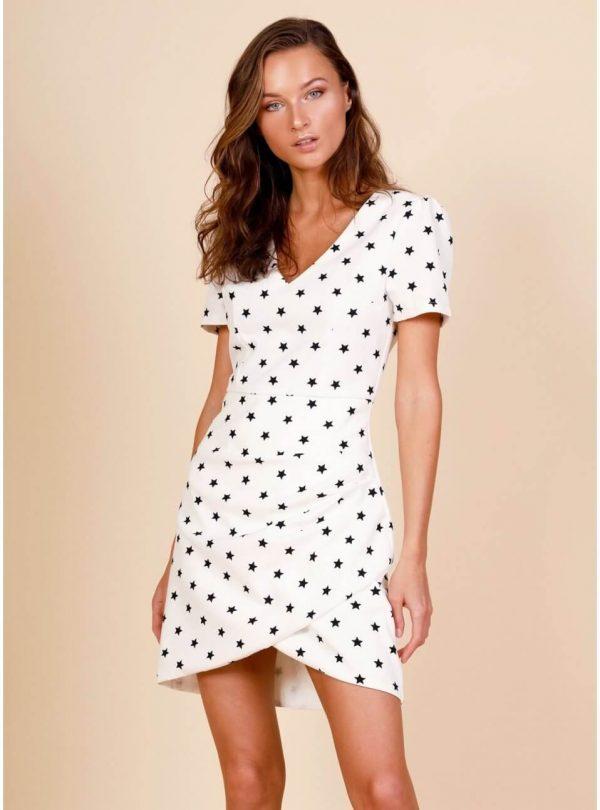 White Night Dress para mulher da Minueto