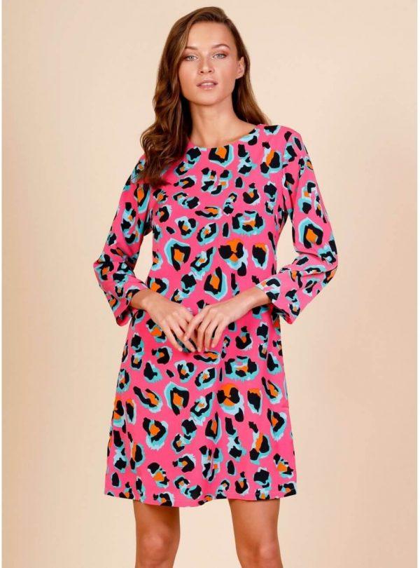 Vestido basic leo para mulher da Minueto