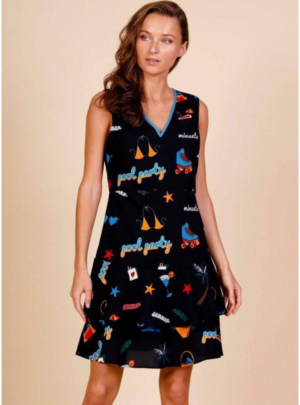 Vestido Amanda para mulher da Minueto