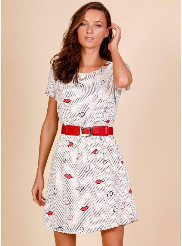 Vestido lips para mulher da Minueto