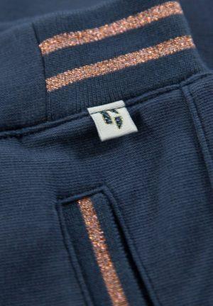 Legging azul com brilho para menina da Garcia Jeans