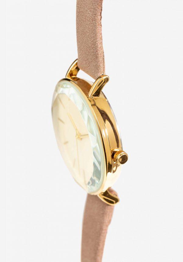 Relógio com mostrador claro para mulher da Vilanova
