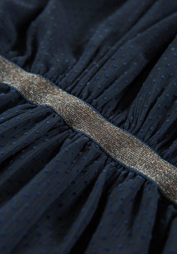 Vestido azul sem mangas para menina da Garcia Jeans