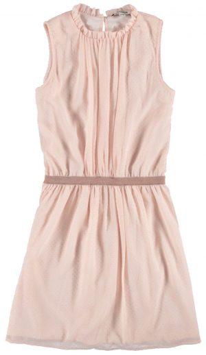 Vestido rosa sem mangas para menina da Garcia Jeans