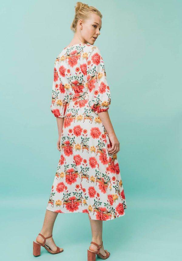 Vestido Montejo para mulher da Rosalita Mc Gee