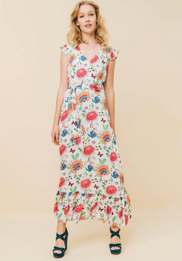 Vestido Cazumel para mulher da Rosalita Mc Gee