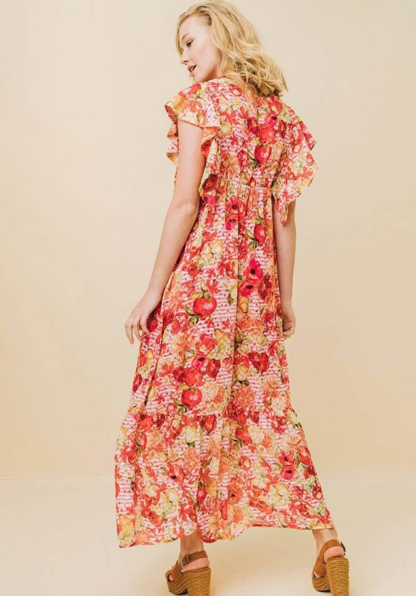 Vestido Guanajuato para mulher da Rosalita Mc Gee