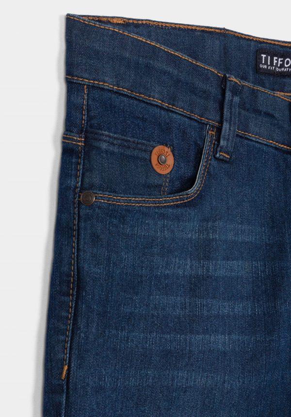 Jeans jaden ganga para menino da Tiffosi
