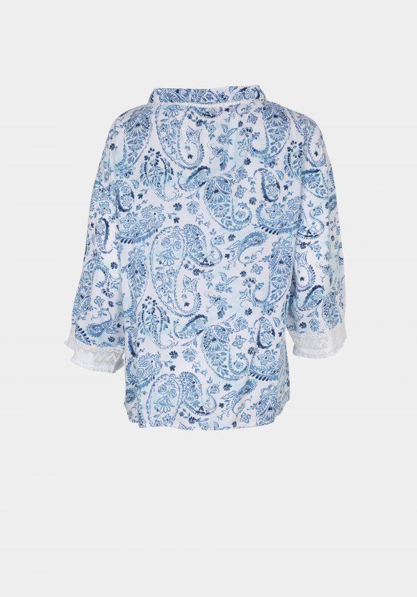 Kimono c/ franjas para mulher da Tiffosi