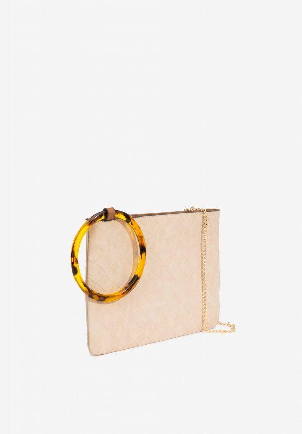 Carteira de mão c/ argola para mulher da Vilanova