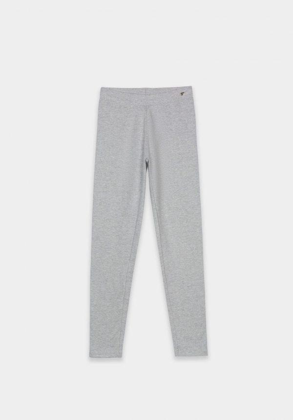 Conjunto 3 leggings cinza/azul/preto para girl da Tiffosi