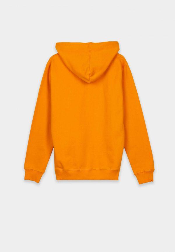 Hoodie amarelo torrado para menino da Tiffosi