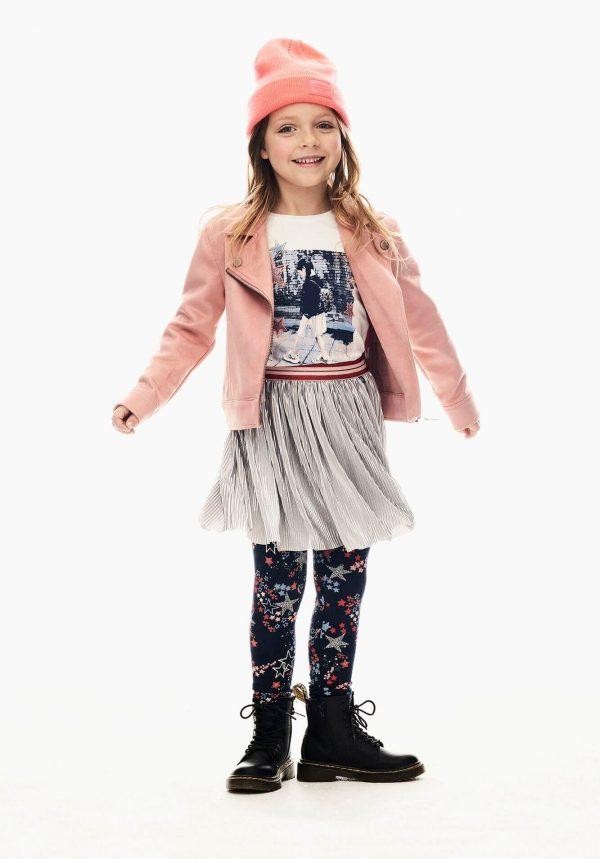 Leggings c/ print estrelado para menina da Garcia Jeans